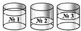 Тест по физике Количество теплоты 4 задание