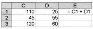 тест по информатике Обработка числовой информации в электронных таблицах 12 задание