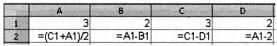 тест по информатике Обработка числовой информации в электронных таблицах 19 задание