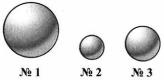 Тест по физике Плотность вещества 6 задание