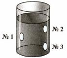 Тест по физике Давление в жидкости и газе 5 задание