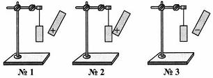 Тест по физике Объяснение электрических явлений 9 задание