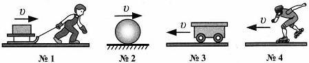 Тест по физике Сила трения 4 задание