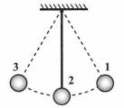 Тест по физике Затухающие колебания 2 задание