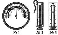 Тест по физике Манометры 2 задание
