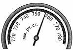 Итоговый тест по темам Атмосферное давление, Архимедова сила, Плавание тел 7 класс 1 вариант 3 задание