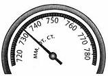 Итоговый тест по темам Атмосферное давление, Архимедова сила, Плавание тел 7 класс 3 вариант 3 задание