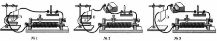 Тест по физике Действие магнитного поля на проводник с током 8 класс 2 задание
