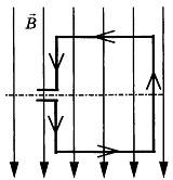 Контрольная работа по физике Электромагнитное поле 9 класс 3 вариант 1 задание
