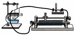 Тест по физике Электромагнитные явления 1 вариант 13 задание