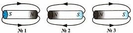 Тест по физике Электромагнитные явления 3 вариант 4 задание