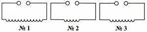 Тест по физике Магнитное поле катушки с током 6 задание