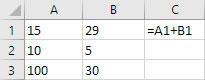 Тест по информатике Организация вычислений в электронных таблицах 9 класс 1 вариант задание А3