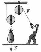 Тест по физике Работа Мощность Энергия 7 класс 2 вариант 14 задание