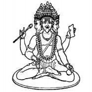Бог индийцев