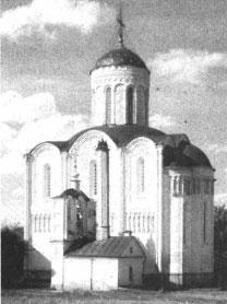 Изображение Дмитриевского собора
