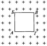 движения контура в магнитном поле Задание А4 Вариант 2