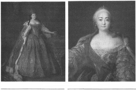 Портреты императриц