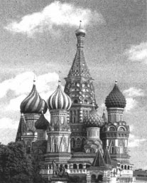иллюстрация собора Василия Блаженного