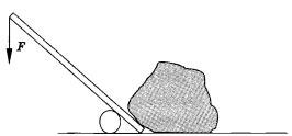 Камень и рычаг 1 вариант