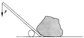 Камень и рычаг 2 вариант