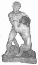 Герой древнегреческих мифов