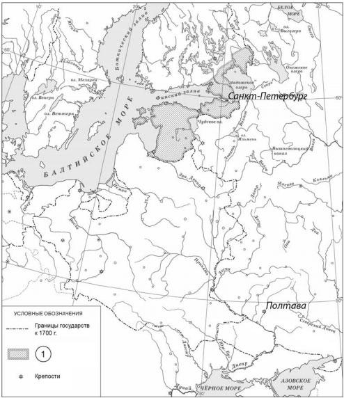 Подписи на карте